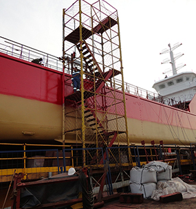 Engin Dortler Shipyard